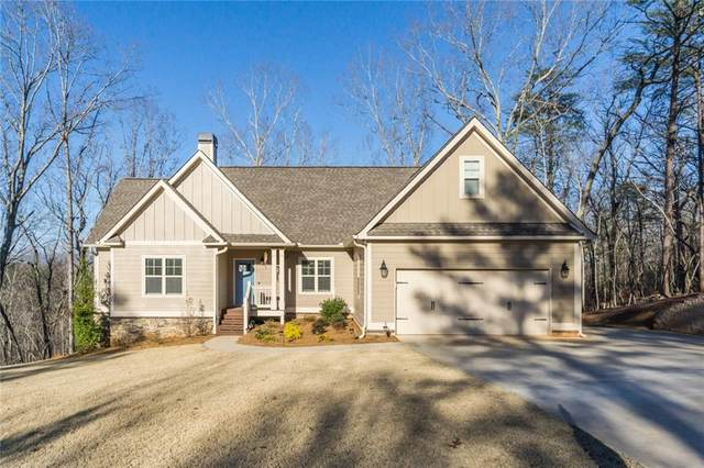 100 Oak Springs Trail S, Dahlonega, GA 30533 (MLS #6846017) :: The Realty Queen & Team
