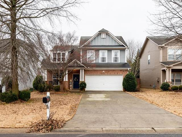 1376 Dukes Creek Drive NW, Kennesaw, GA 30152 (MLS #6846022) :: Path & Post Real Estate