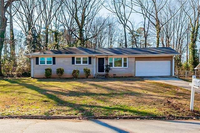 2717 Hutch Drive, Decatur, GA 30034 (MLS #6846029) :: North Atlanta Home Team