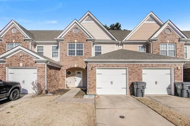 251 Village Drive, Loganville, GA 30052 (MLS #6846036) :: North Atlanta Home Team