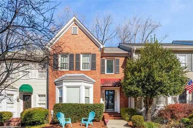 535 Salem Woods Drive SE, Marietta, GA 30067 (MLS #6846038) :: Path & Post Real Estate