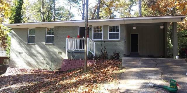 4213 Tara Drive, Forest Park, GA 30297 (MLS #6846039) :: North Atlanta Home Team