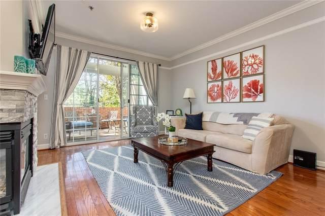 3101 Howell Mill Road NW #110, Atlanta, GA 30327 (MLS #6846040) :: Lakeshore Real Estate Inc.