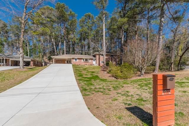 2912 Blackwood Road, Decatur, GA 30033 (MLS #6846043) :: Path & Post Real Estate