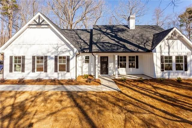 315 Salem Church Road, Dawsonville, GA 30534 (MLS #6846061) :: North Atlanta Home Team