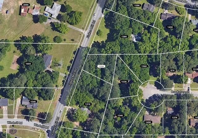 5330 Flakes Mill Road, Ellenwood, GA 30294 (MLS #6846063) :: Lucido Global