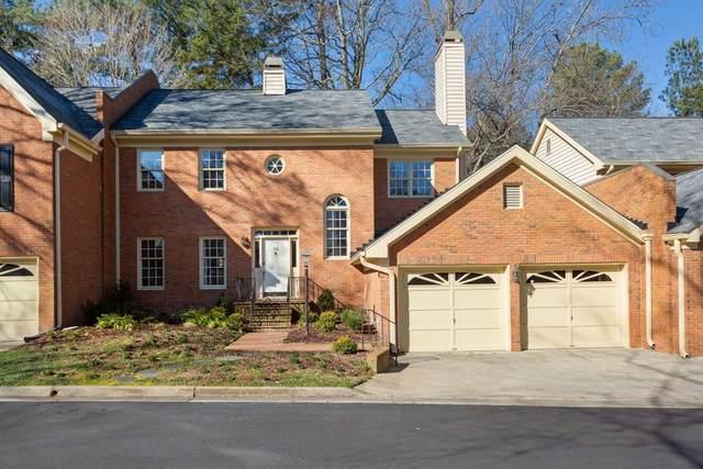 56 NE Ivy Chase NE #56, Atlanta, GA 30342 (MLS #6846067) :: Lakeshore Real Estate Inc.