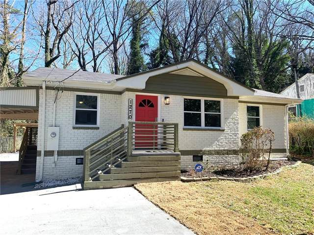 1270 Elizabeth Avenue SW, Atlanta, GA 30310 (MLS #6846069) :: North Atlanta Home Team