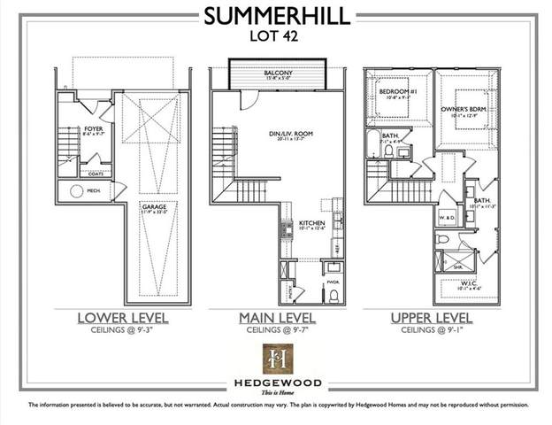 665 Concrete Alley SE #43, Atlanta, GA 30315 (MLS #6846080) :: Scott Fine Homes at Keller Williams First Atlanta