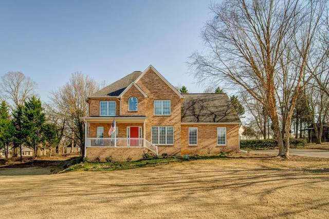 11 Shagbark Drive SW, Cartersville, GA 30120 (MLS #6846084) :: Kennesaw Life Real Estate