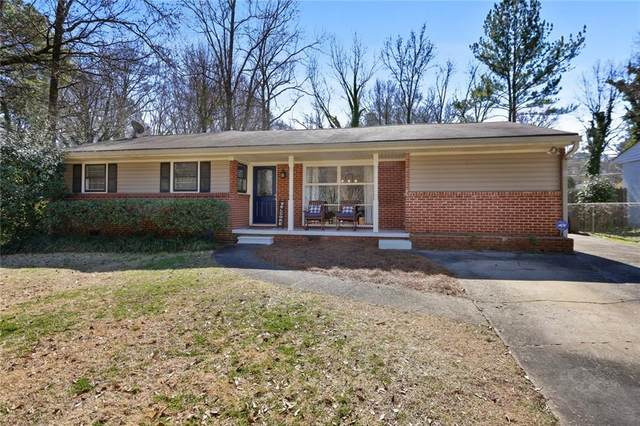 3059 Hollywood Drive, Decatur, GA 30033 (MLS #6846107) :: North Atlanta Home Team