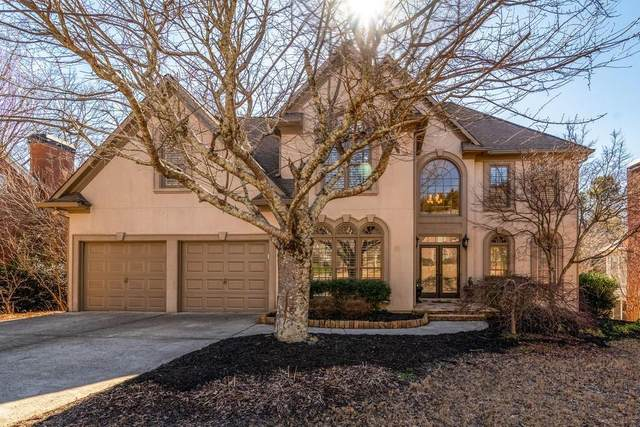 4542 Rutherford Drive, Marietta, GA 30062 (MLS #6846126) :: Path & Post Real Estate