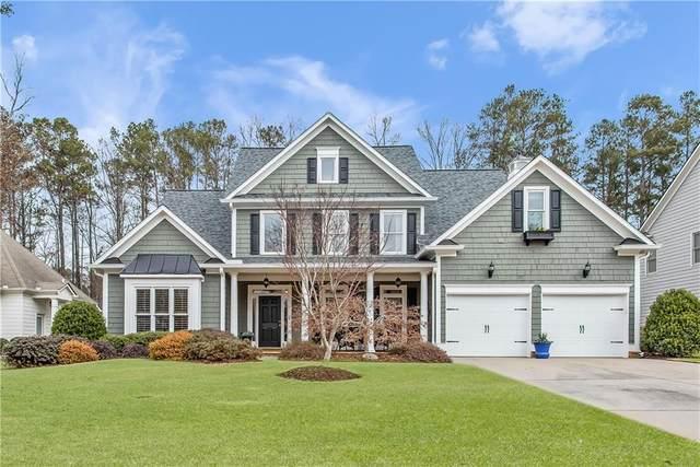 4382 Walnut Creek Drive NW, Kennesaw, GA 30152 (MLS #6846134) :: Path & Post Real Estate