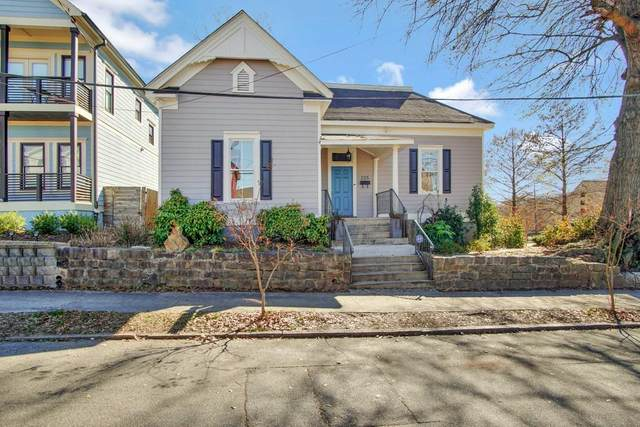 225 Woodward Avenue SE, Atlanta, GA 30312 (MLS #6846147) :: Scott Fine Homes at Keller Williams First Atlanta