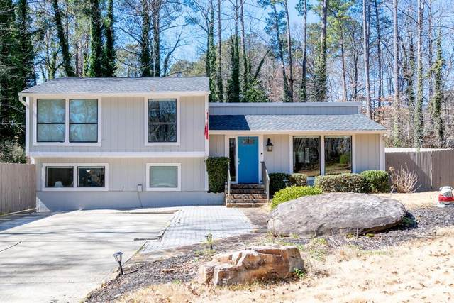 231 Cross Gate Drive, Marietta, GA 30068 (MLS #6846151) :: Path & Post Real Estate