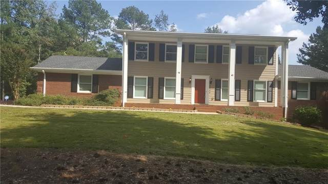 4000 Troupe Smith Road SE, Conyers, GA 30094 (MLS #6846154) :: North Atlanta Home Team