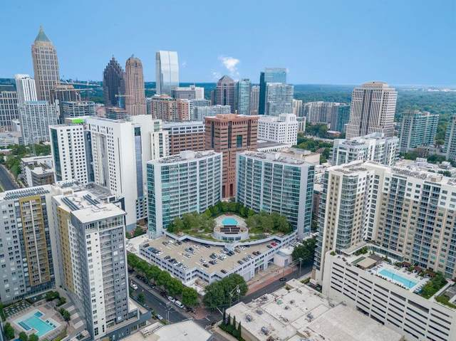 44 Peachtree Place NW #528, Atlanta, GA 30309 (MLS #6846159) :: Lakeshore Real Estate Inc.
