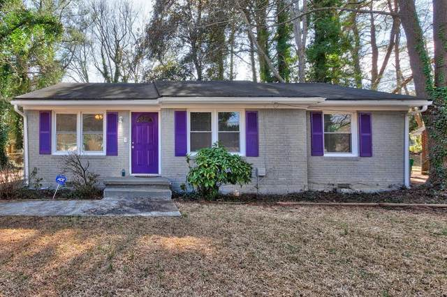3025 Catalina Drive, Decatur, GA 30032 (MLS #6846177) :: The Realty Queen & Team