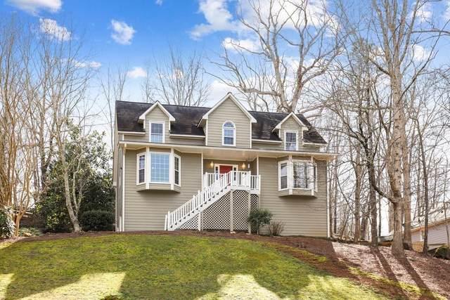 2158 Clementine Drive, Marietta, GA 30066 (MLS #6846184) :: Path & Post Real Estate