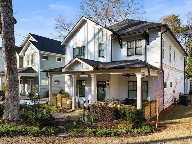 1866 Braeburn Circle SE, Atlanta, GA 30316 (MLS #6846185) :: The Zac Team @ RE/MAX Metro Atlanta