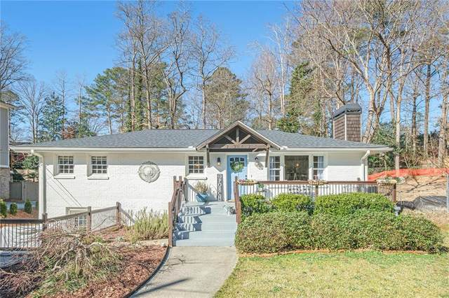 2342 Drew Valley Road NE, Brookhaven, GA 30319 (MLS #6846191) :: The Gurley Team