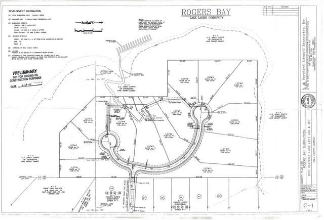 4238 Bayridge Drive, Gainesville, GA 30506 (MLS #6846196) :: Tonda Booker Real Estate Sales