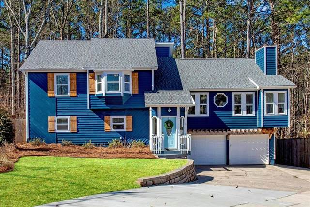 3371 Old Trail Court NW, Kennesaw, GA 30144 (MLS #6846214) :: Path & Post Real Estate