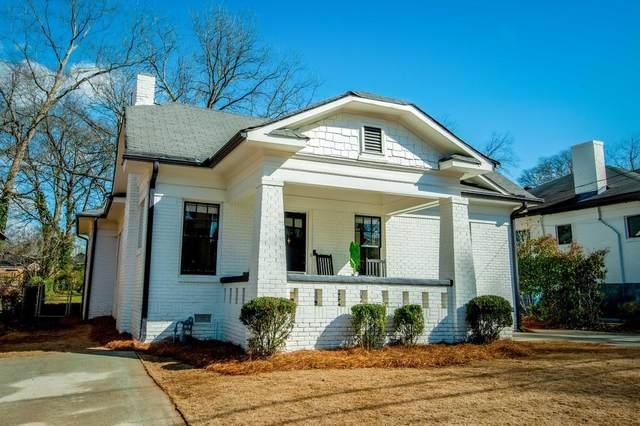 192 Stovall Street SE, Atlanta, GA 30316 (MLS #6846217) :: 515 Life Real Estate Company