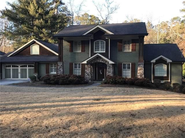 2707 Hawthorne Drive NE, Atlanta, GA 30345 (MLS #6846221) :: Path & Post Real Estate