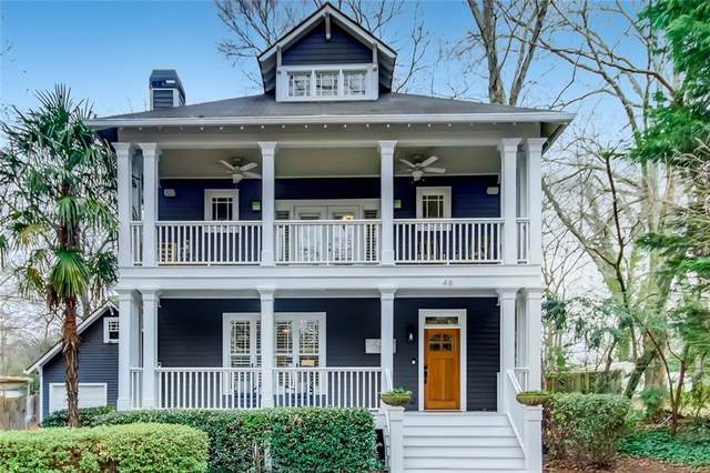 46 Oakridge Avenue SE, Atlanta, GA 30317 (MLS #6846223) :: Path & Post Real Estate