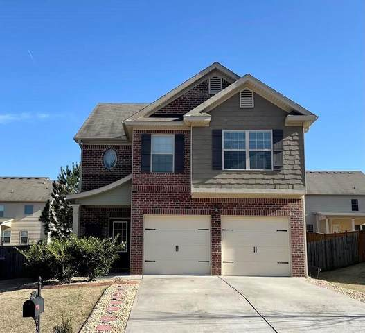 57 Wedge Wood Way, Dallas, GA 30132 (MLS #6846260) :: North Atlanta Home Team