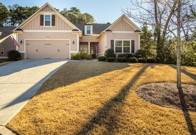 2240 Long Bow Chase, Kennesaw, GA 30144 (MLS #6846262) :: Path & Post Real Estate