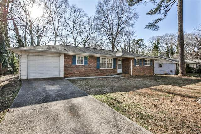 101 Terry Lane NW, Lilburn, GA 30047 (MLS #6846269) :: Kennesaw Life Real Estate
