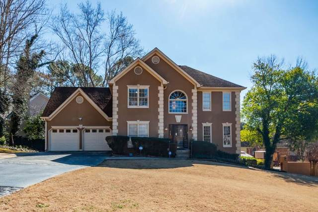 691 Ashley Forest Drive NW -, Acworth, GA 30102 (MLS #6846273) :: Path & Post Real Estate