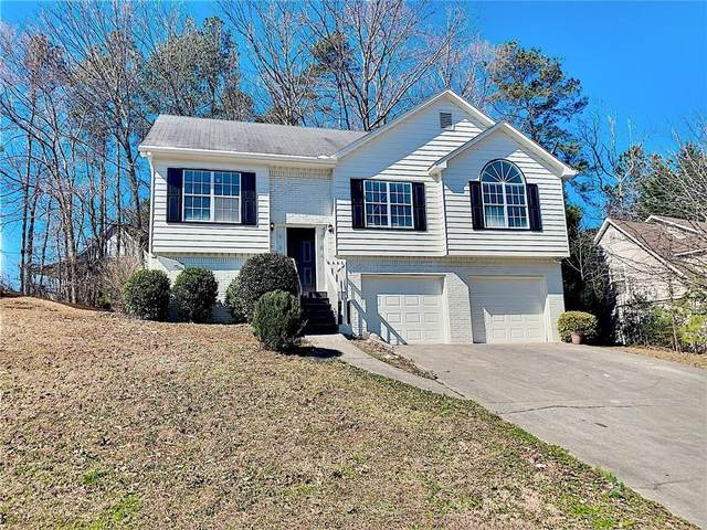 4742 Saddleridge Road, Powder Springs, GA 30127 (MLS #6846280) :: Tonda Booker Real Estate Sales