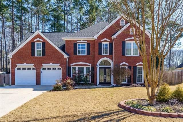 416 Carmain Lane NW, Marietta, GA 30064 (MLS #6846283) :: Scott Fine Homes at Keller Williams First Atlanta