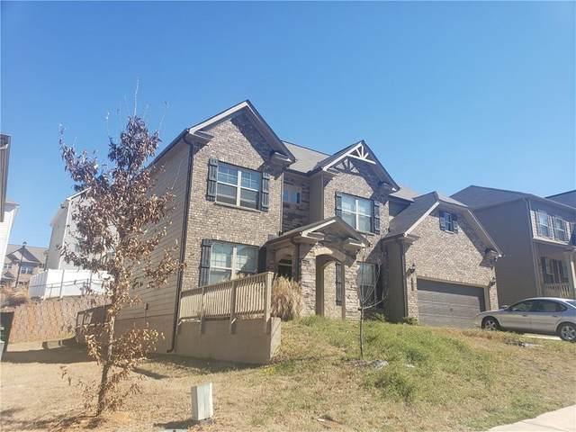 2140 Dodson Woods Drive, Fairburn, GA 30213 (MLS #6846285) :: North Atlanta Home Team
