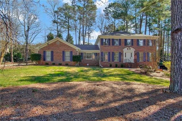 4820 Forestglade Court, Smoke Rise, GA 30087 (MLS #6846286) :: The Realty Queen & Team