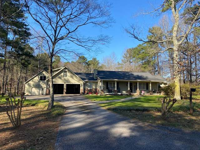 157 Old Griffin Road, Dallas, GA 30157 (MLS #6846301) :: North Atlanta Home Team