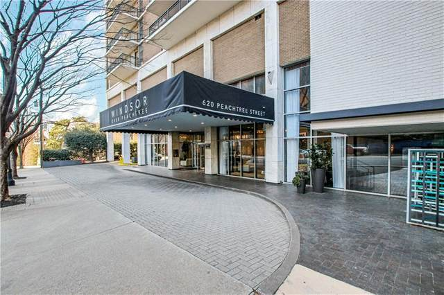 620 Peachtree Street NE #2015, Atlanta, GA 30308 (MLS #6846307) :: RE/MAX Prestige