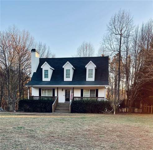 111 Mill Pond Court, Jasper, GA 30143 (MLS #6846330) :: Rock River Realty
