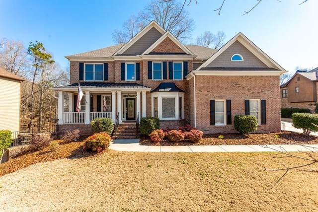 1270 Water View Lane, Suwanee, GA 30024 (MLS #6846331) :: The Gurley Team