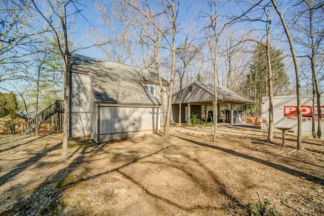114 Chickasaw Drive, Waleska, GA 30183 (MLS #6846339) :: Good Living Real Estate