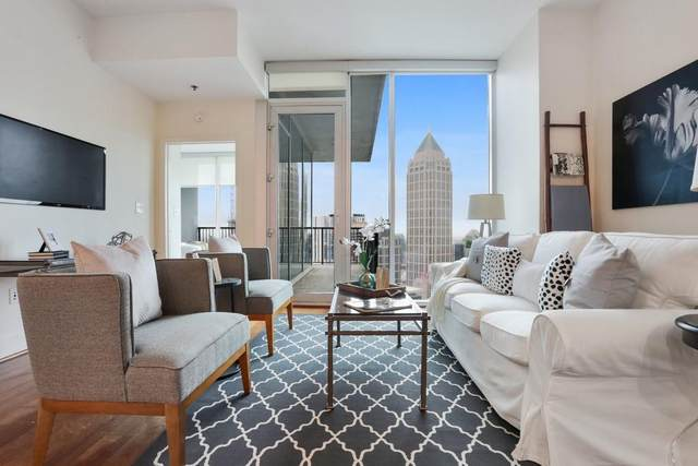 1080 Peachtree Street NE #2813, Atlanta, GA 30309 (MLS #6846342) :: Lakeshore Real Estate Inc.