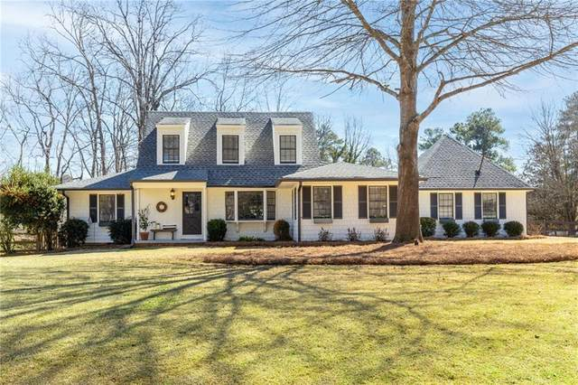 551 Winchester Drive SW, Marietta, GA 30008 (MLS #6846344) :: Path & Post Real Estate