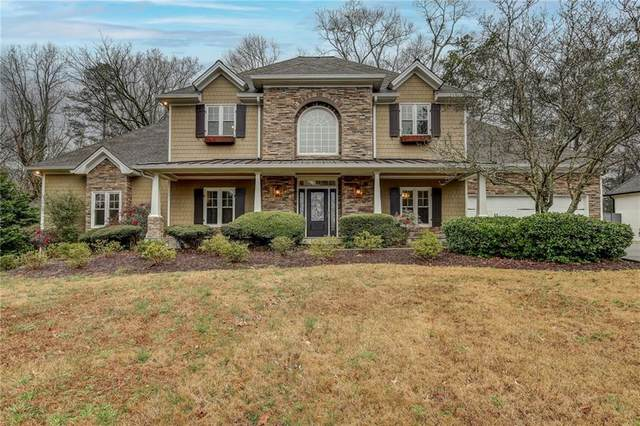 860 Agan Place NE, Atlanta, GA 30342 (MLS #6846348) :: Scott Fine Homes at Keller Williams First Atlanta