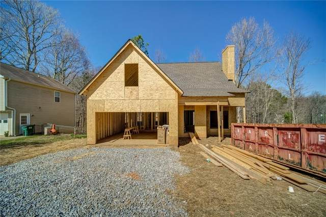 355 Danburg Court, Jasper, GA 30143 (MLS #6846349) :: The Hinsons - Mike Hinson & Harriet Hinson