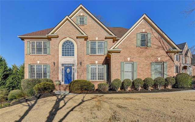 4080 Lantern Hill Drive, Dacula, GA 30019 (MLS #6846351) :: Scott Fine Homes at Keller Williams First Atlanta