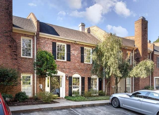 36 Lullwater Place #36, Atlanta, GA 30307 (MLS #6846352) :: Lakeshore Real Estate Inc.