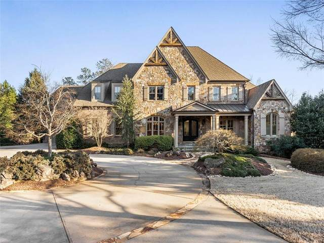 3147 Watsons Bend, Alpharetta, GA 30004 (MLS #6846368) :: The Gurley Team